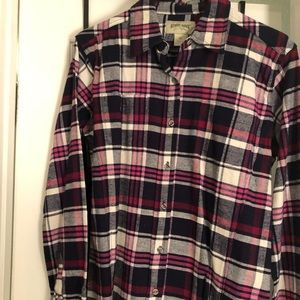 NWOT Rustic Ridge Flannel